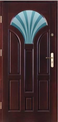 Drzwi Grzybek