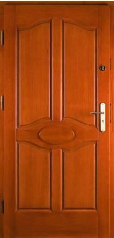 Drzwi Ryba