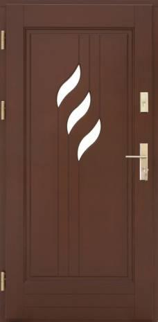 Drzwi Ramiakowo płycinowe wzór 29