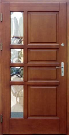 Drzwi Ramiakowo płycinowe wzór 1