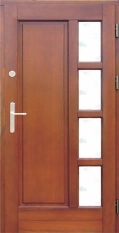 Drzwi Ramiakowo płycinowe wzór 12
