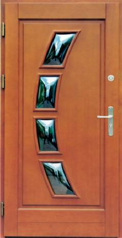 Drzwi Ramiakowo płycinowe wzór 14