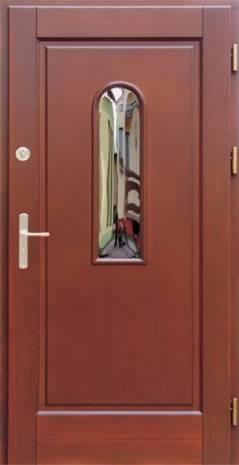 Drzwi Ramiakowo płycinowe wzór 19