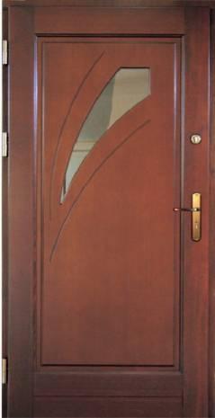 Drzwi Ramiakowo płycinowe wzór 24
