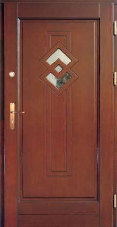 Drzwi Ramiakowo płycinowe wzór 26