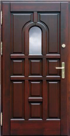 Drzwi Ramiakowo płycinowe wzór 4