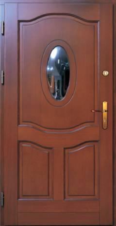 Drzwi Ramiakowo płycinowe wzór 5a