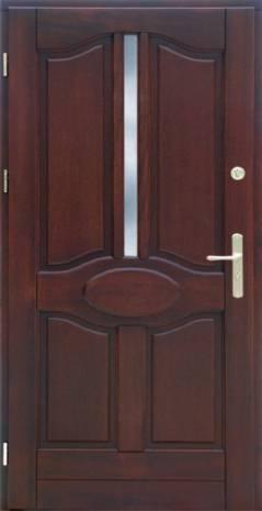 Drzwi Ramiakowo płycinowe wzór 9