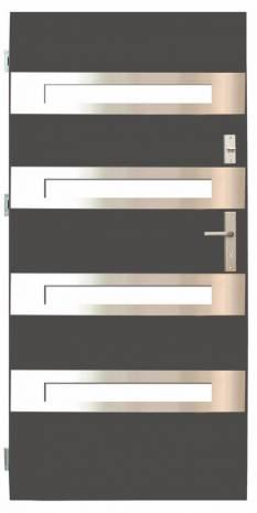 Drzwi Wzór 35
