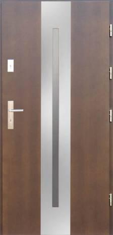 Drzwi INOX DPI-1