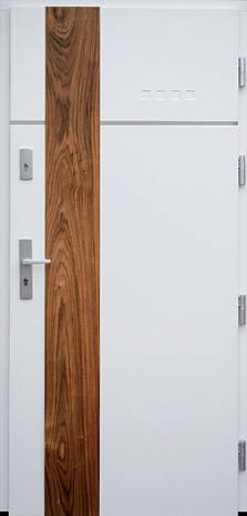 Drzwi Fav 46/INOX