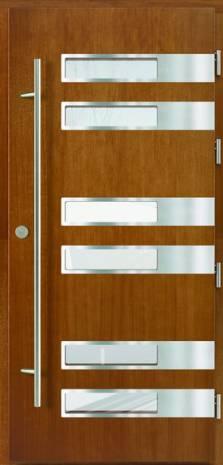 Drzwi Fav 80/INOX