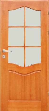 Drzwi wewnętrzne Łuki
