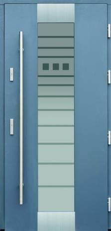 Drzwi Fav 85/INOX