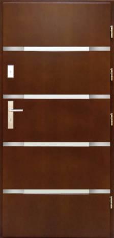 Drzwi INOX DPI-5