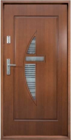 Drzwi Szlachetnie Nowoczesne DP-53