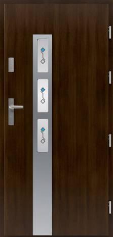 Drzwi Fav 28/INOX