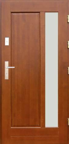 Drzwi Szlachetnie Nowoczesne D-40