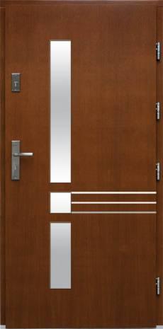 Drzwi INOX DPI-12