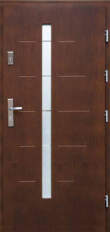 Drzwi Szlachetnie Nowoczesne DP-44