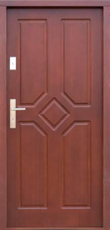 Drzwi Szlachetnie Nowoczesne DP-51