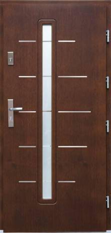 Drzwi INOX DPI-9