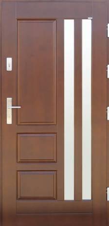 Drzwi Szlachetnie Nowoczesne D-43