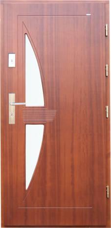 Drzwi Szlachetnie Nowoczesne DP-34