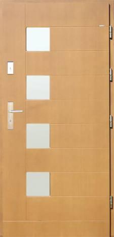 Drzwi Szlachetnie Nowoczesne DP-46