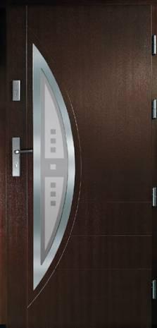Drzwi Fav 11/INOX