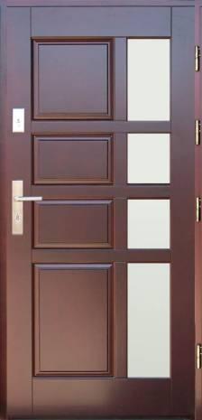 Drzwi Szlachetnie Nowoczesne D-35