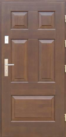 Drzwi Pacyfik D-52