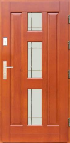 Drzwi Szlachetnie Nowoczesne D-42