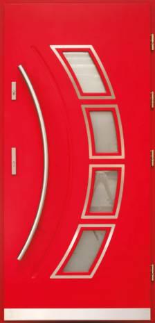 Drzwi INOX DPI-14