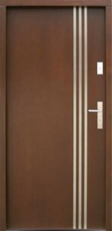 Drzwi INOX DPI-15