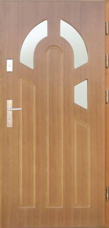 Drzwi Szlachetnie Nowoczesne DP-35