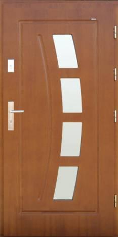 Drzwi Szlachetnie Nowoczesne DP-20