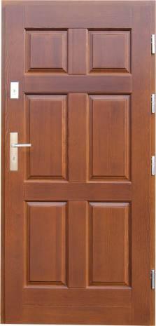 Drzwi Tradycyjne DP-15