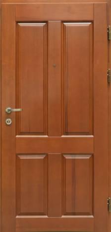 Drzwi wewnętrzne Proste