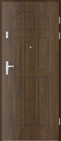 Drzwi GRANIT frezowane