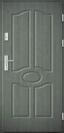 Drzwi Tradycyjne TRA 01