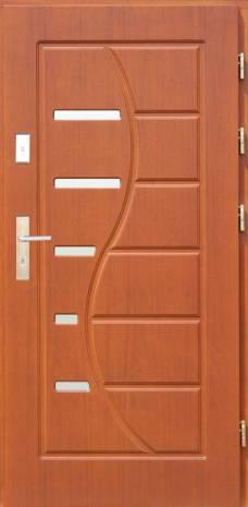 Drzwi Szlachetnie Nowoczesne DP-25