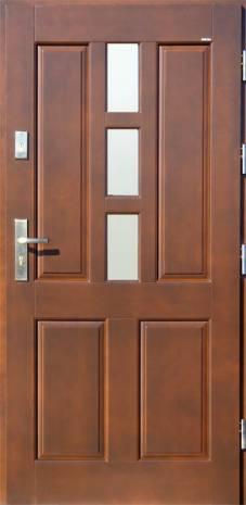 Drzwi Ekonomiczne D-55