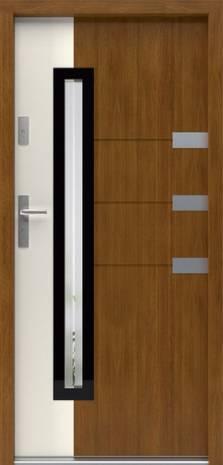 Drzwi Fav 42/INOX