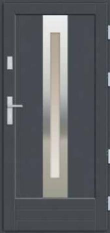 Drzwi Zewnętrzne P04