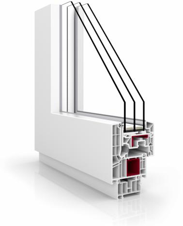 Okno V82 Modern Design