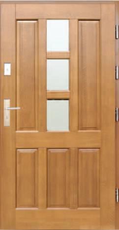 Drzwi Ekonomiczne D-54