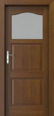 Drzwi PORTA MADRYT Małe Okienko