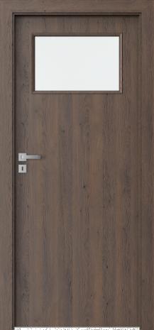Drzwi Porta RESIST Model 1.2