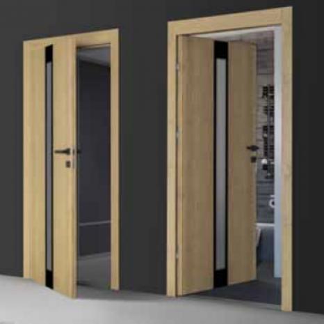 Drzwi z odwrotną przylgą